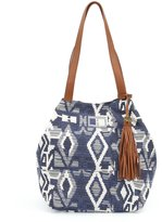 Lucky Brand Cove Tasseled Tote