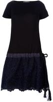 Sacai Luck drop waist dress