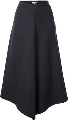 Atlantique Ascoli Asymmetric Flared Skirt