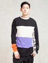 Kommon Universe Black Celsius Crewneck Sweatshirt