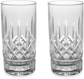 Waterford Lismore 12-Ounce Highball (Set of 2)