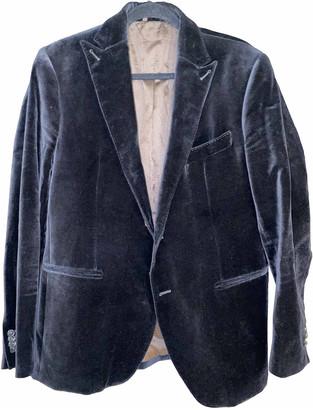 Cerruti Black Velvet Jackets