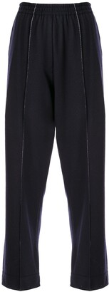 Jil Sander Elasticated Waist Trousers