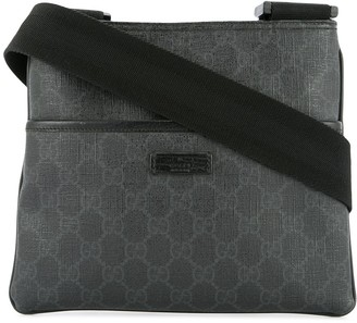 Gucci Pre Owned GG pattern crossbody bag
