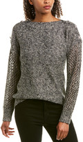 Trina Turk Salty Dog Wool-Blend Sweater