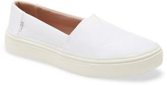 Toms Parker Platform Slip-On Sneaker