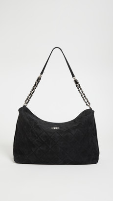 Shopbop Archive Chanel French Riviera Hobo Quilted Leather Bag