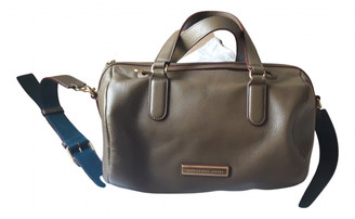 Marc by Marc Jacobs Khaki Leather Handbags