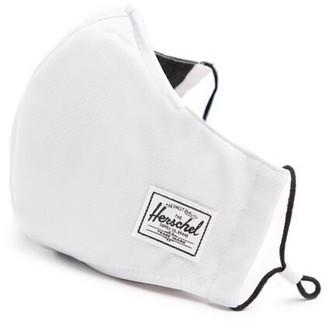 Herschel Classic Face Mask - White