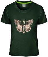 Fatal Decision Women's Punk Moth O-neck T-shirt
