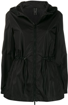 Hogan Zip-Up Hooded Parka