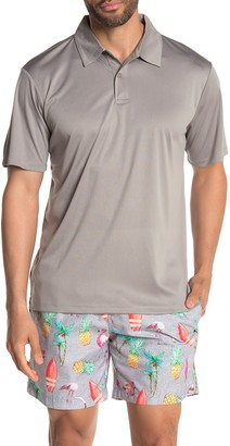 Trunks Surf And Swim Co. Solid Swim Polo
