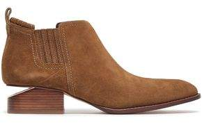 Alexander Wang Kori Suede Ankle Boots