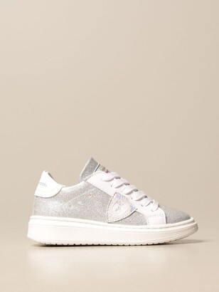 Philippe Model Temple Glitter Sneakers