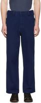 Blue Blue Japan Indigo Sashiko Engineer Jeans