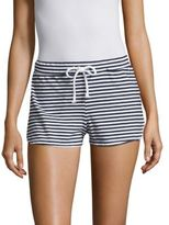 Stateside Striped Terry Shorts