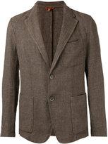 Barena two button blazer - men - Cotton/Linen/Flax/Polyester - 48