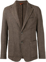 Barena two button blazer - men - Cotton/Linen/Flax/Polyester - 52