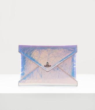 Vivienne Westwood Bella Pouch Plain Blue