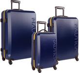 Nautica Ahoy 3 Piece Luggage Set 20RX/24RX/28RX