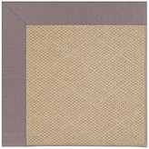 Zeppelin Machine Tufted Evening/Brown Indoor/Outdoor Area Rug Longshore Tides Rug Size: Rectangle 2' x 3'