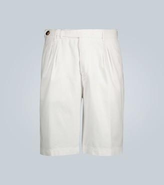 Brunello Cucinelli Cotton knee-length shorts