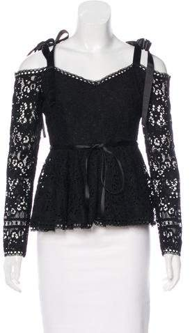 Alexis Krysten Lace Top w/ Tags