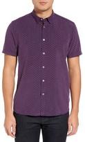 Ted Baker Men's Bosshor Print Sport Shirt