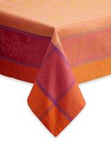 Garnier Thiebaut Nymphee Peche Rosee Tablecloth