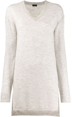 Joseph Elongated Cashmere Pullover