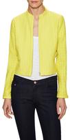 Ava & Aiden Cotton Texture Jacquard Jacket