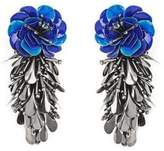 Forest of Chintz Blue Cha Hua Earrings
