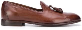 Officine Creative tassel detail loafers