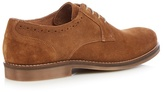 J By Jasper Conran Tan Suede Lace Up Shoes