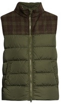 Herno Polar Tech Quilted-down Gilet