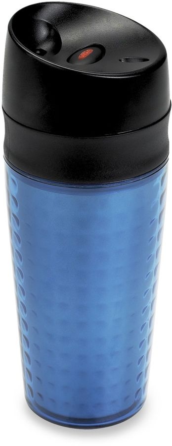 OXO Good Grips® 13 1/2-Ounce Travel Mug in Blue