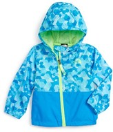The North Face Infant Boy's Flurry Hooded Windbreaker