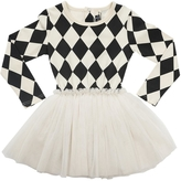 Rock Your Baby Harlequin Circus Dress