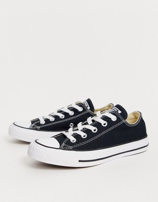 Converse Chuck Taylor Ox black sneakers