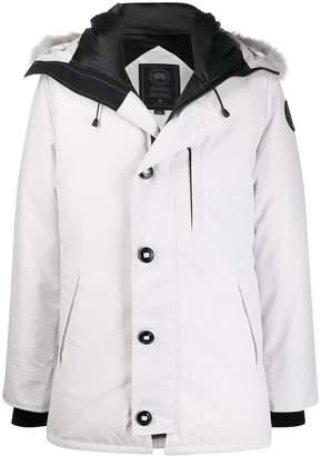 Canada Goose padded parka coat