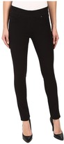Liverpool Sienna Contour 4-Way Stretch Pull-On Super Skinny Leggings in Black