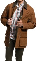 GoldenBear Golden Bear Sierra Cow Nubuck Barn Coat (For Men)