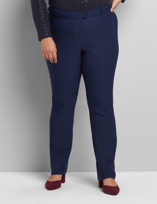 Lane Bryant Signature Fit Straight Allie Pant