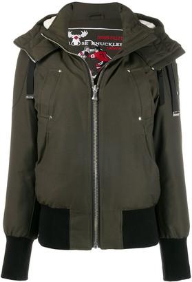 Moose Knuckles Lejeune padded jacket