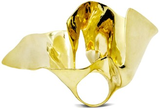 Orman Storm Ring Gold