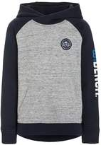 Bench GRAPHIC Hoodie dark navy blue