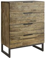 Pier 1 Imports Pierce Gray Washed 4-Drawer Chest