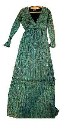 BA&SH Spring Summer 2020 Green Polyester Dresses