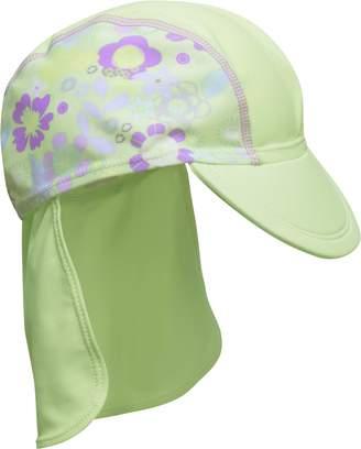 Playshoes Baby Girls' UV-Schutz Badeanzug mit Rock Krebs Hat