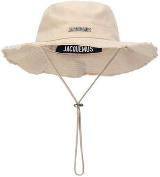 Jacquemus Le Bob Artichaut bucket hat